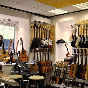 Музыкальные магазины Матвеева Кургана