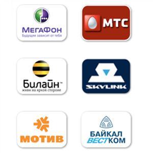 Операторы сотовой связи Матвеева Кургана