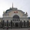 Железнодорожные вокзалы в Матвеевом Кургане