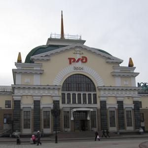Железнодорожные вокзалы Матвеева Кургана